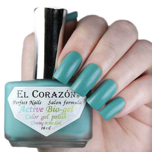 EL Corazon Active Bio-gel Color gel polish Luminous 423/492