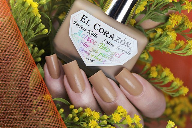 EL Corazon Active Bio-gel Color gel polish Luminous 423/493