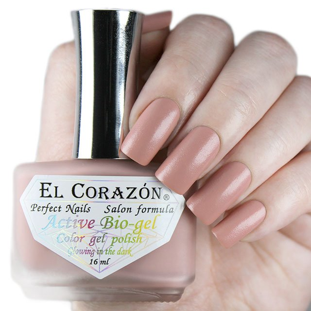 EL Corazon Active Bio-gel Color gel polish Luminous 423/494
