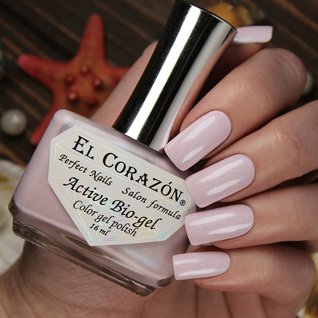 EL Corazon Pearl 423/1001 Active Bio-gel Color gel polish