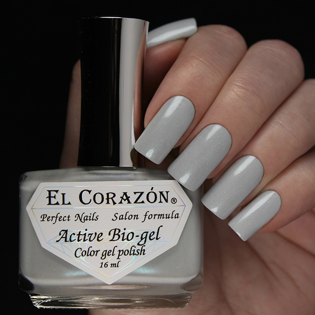EL Corazon Pearl 423/1002 Active Bio-gel Color gel polish