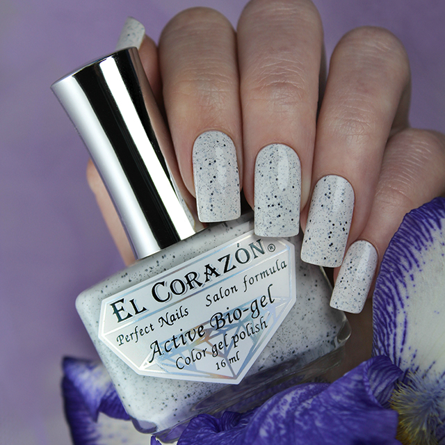 EL Corazon Active Bio-gel Color gel polish 423/1072 eggs of wild birds