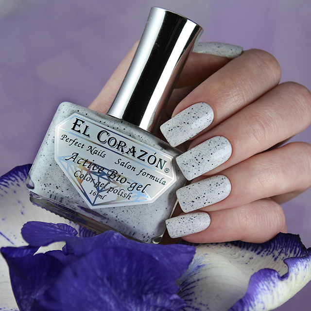 EL Corazon Active Bio-gel Color gel polish