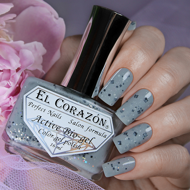 EL Corazon Active Bio-gel Color gel polish 423/1091 Dreams of the Cadillac