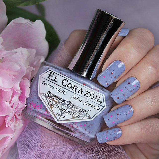 EL Corazon Active Bio-gel Color gel polish 423/1094 Dreams of the Cadillac