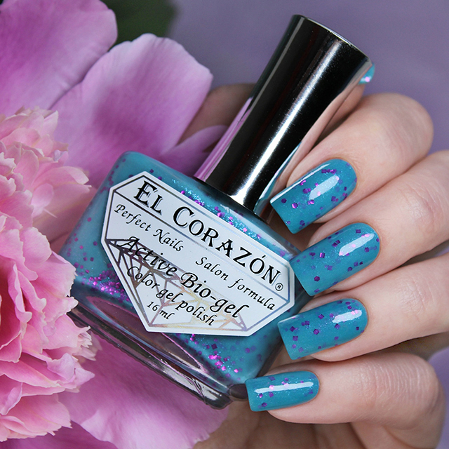 EL Corazon Active Bio-gel Color gel polish 423/1096 Dreams of the Cadillac