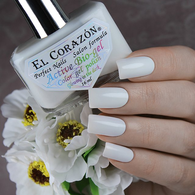 EL Corazon Active Bio-gel Color gel polish Luminous 423/1141
