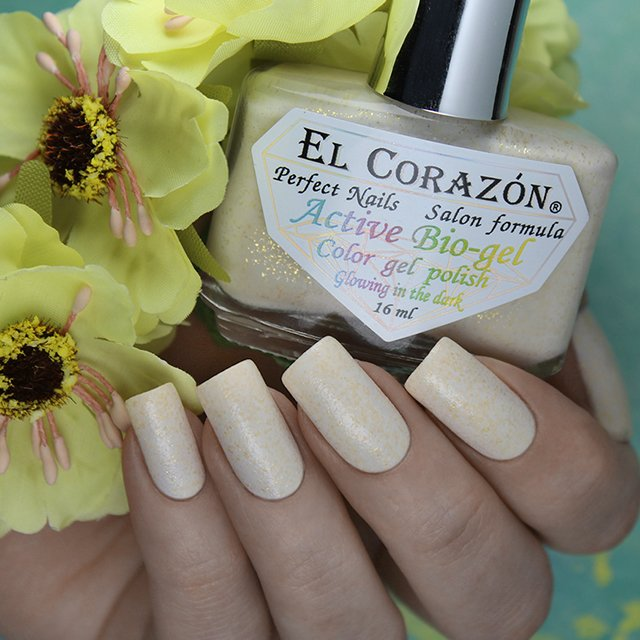 EL Corazon Active Bio-gel Color gel polish Luminous 423/1143