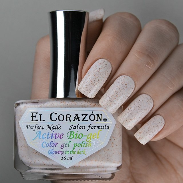 EL Corazon Active Bio-gel Color gel polish Luminous 423/1144