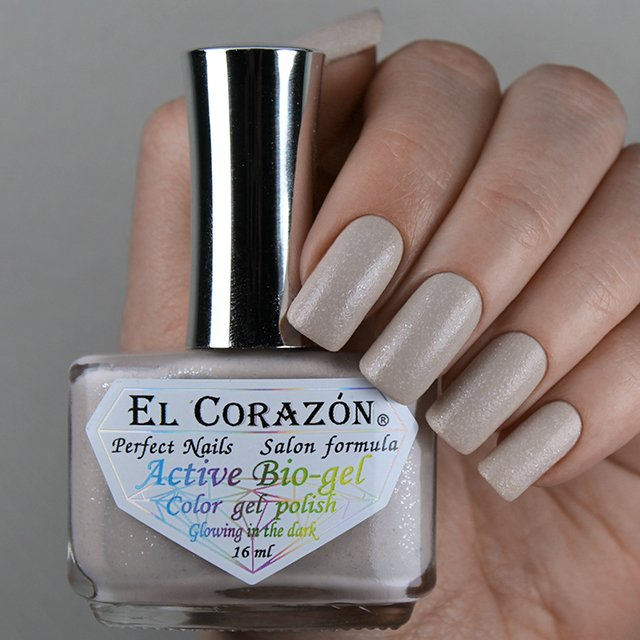 EL Corazon Active Bio-gel Color gel polish Luminous 423/1145