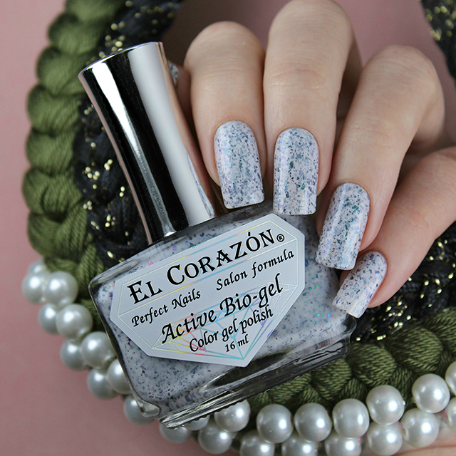 EL Corazon Active Bio-gel Color gel polish Termo 423/1161