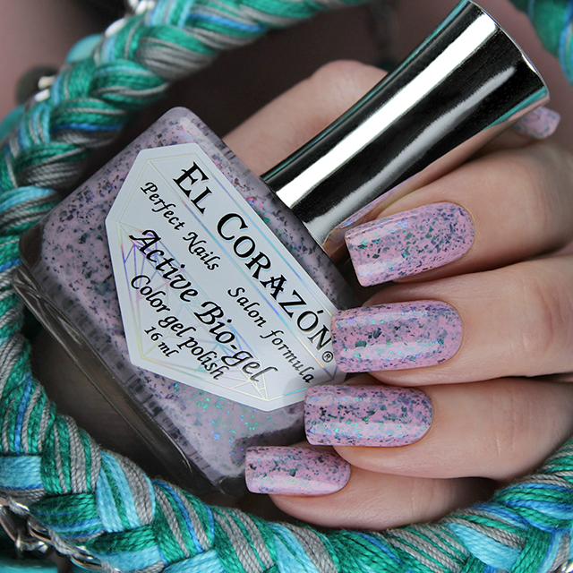 EL Corazon Active Bio-gel Color gel polish Termo 423/1163