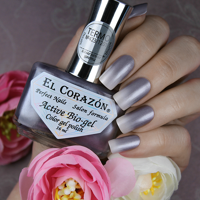 EL Corazon Active Bio-gel Color gel polish Termo 423/1201