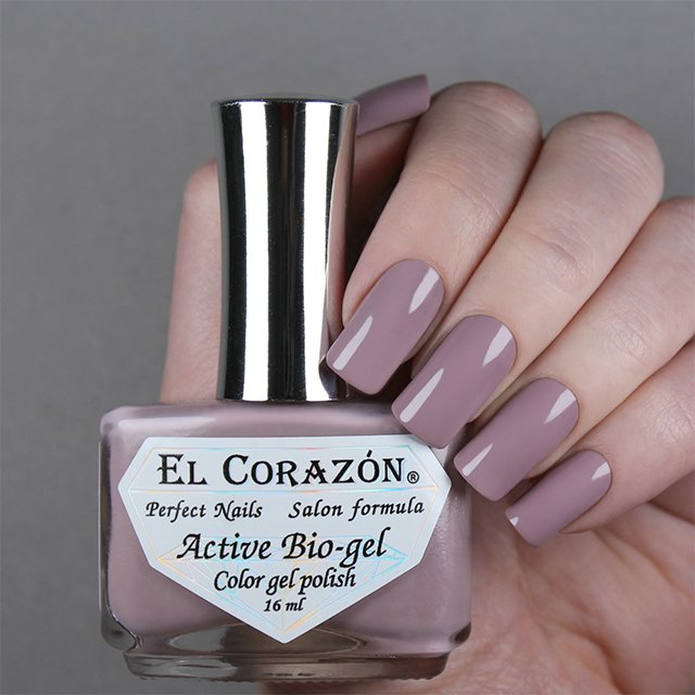 EL Corazon Active Bio-gel Color gel polish Cream 423/336