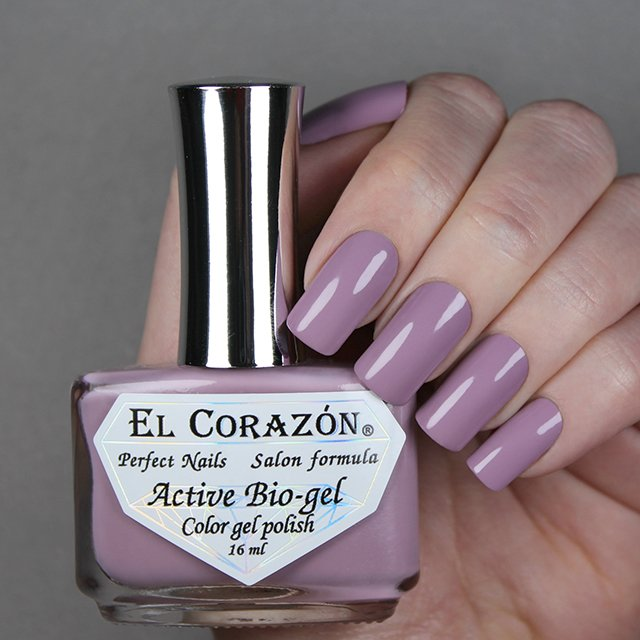 EL Corazon Active Bio-gel Color gel polish Cream 423/337