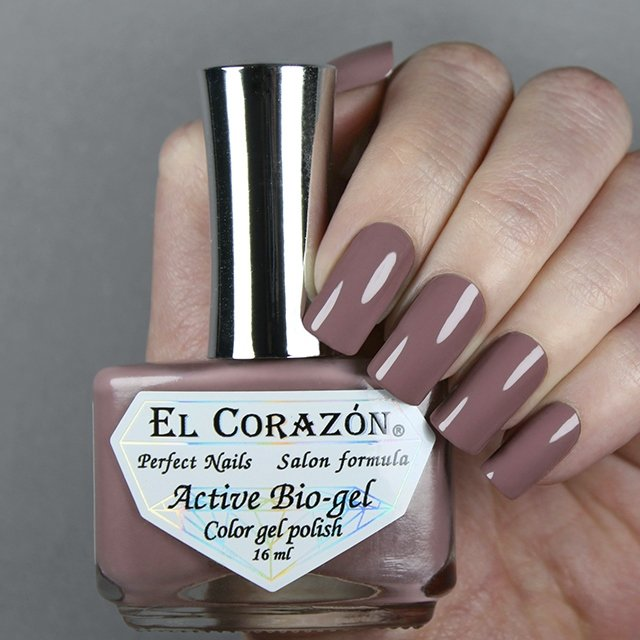 EL Corazon Active Bio-gel Color gel polish Cream 423/338