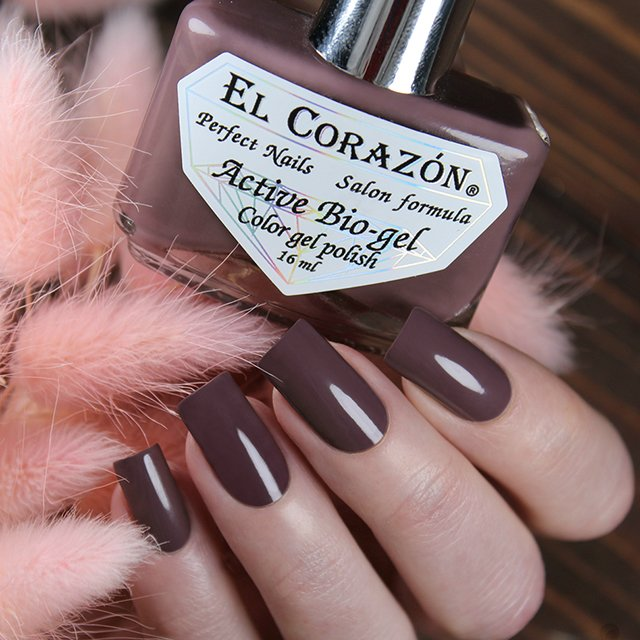 EL Corazon Active Bio-gel Color gel polish Cream 423/339