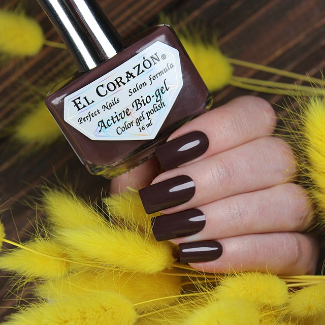 EL Corazon Active Bio-gel Color gel polish Cream 423/341