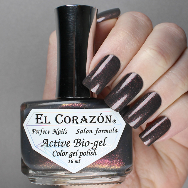 EL Corazon Active Bio-gel Color gel polish Volcanic haze 423/1123