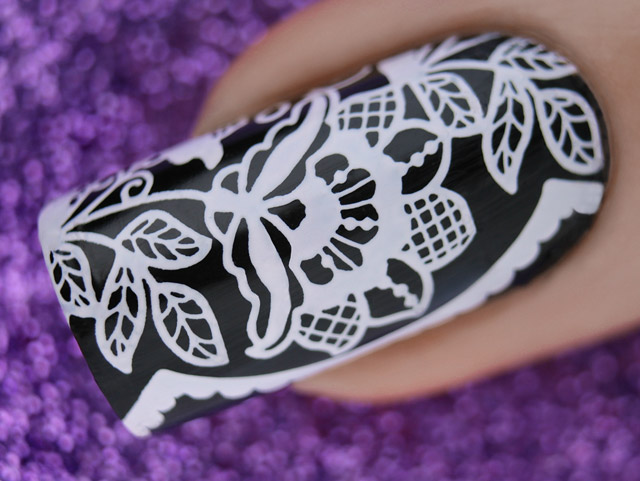 EL Corazon Kaleidoscope Special paint for stamping nail art Termo st-203