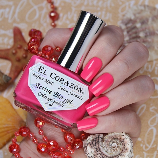 EL Corazon Active Bio-gel Color gel polish Cream 423/348
