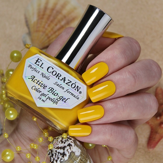EL Corazon Active Bio-gel Color gel polish Cream 423/349