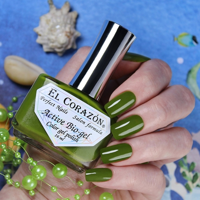 EL Corazon Active Bio-gel Color gel polish Cream 423/350