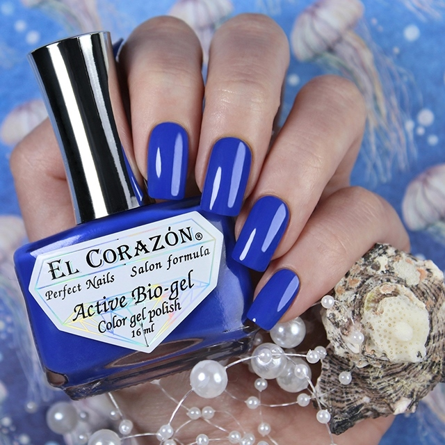 EL Corazon Active Bio-gel Color gel polish Cream 423/351