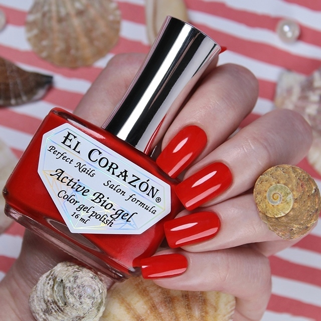 EL Corazon Active Bio-gel Color gel polish Cream 423/352