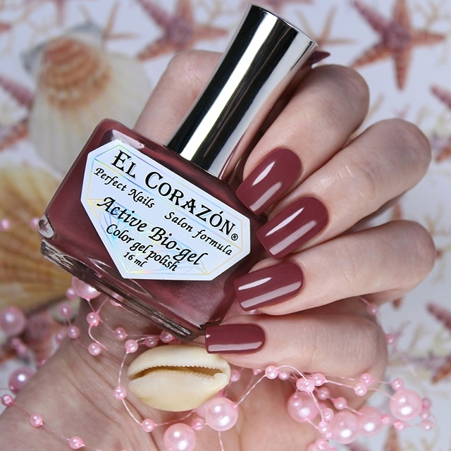 EL Corazon Active Bio-gel Color gel polish Cream 423/353